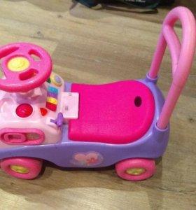 Машина каталка Disney