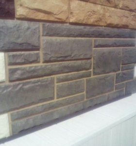 Фасадные панели ,,коллекция камень,,