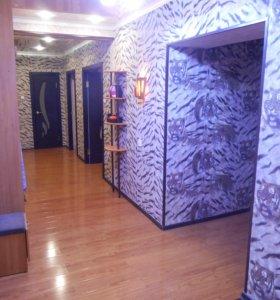 Квартира, 4 комнаты, 106.4 м²