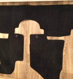 Набор ковриков в Kia Sportage с 2011 года