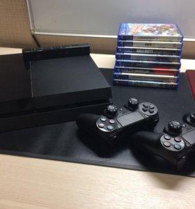 PS4 (PlayStation 4 , 500GB)