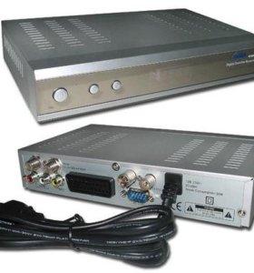 Ресивер Globo 4100C (пульт ду отсутствует)