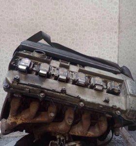 Двигатель БМВ е36 М52