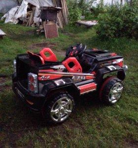 Машина детская электрическая