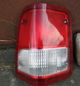 Новый задний фонарь на Hyundai Galoper