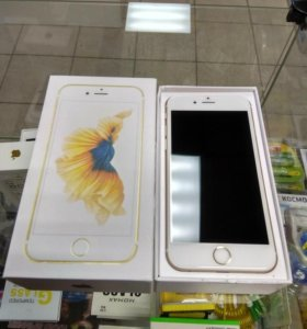 iPhone 6s 16 gb новый