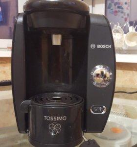 Капсульная кофемашина Tassimo.
