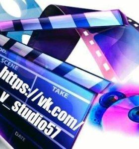 Видео, слайд-шоу. Оцифровка VHS