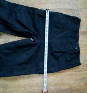 Черные карго-брюки Leo Kohler