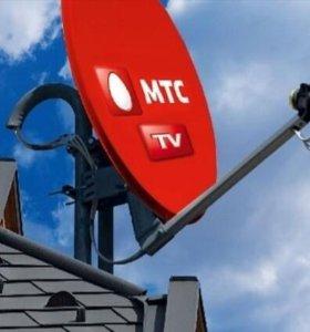 Установка МТС ТВ