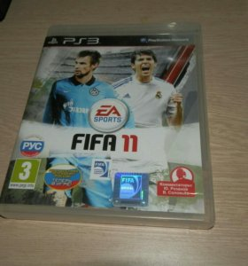Fifa 11 для PS3