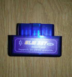 Сканер ELM327 Bluetooth v1.5 PIC18F25K80 OBD obd2