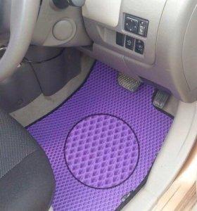 Наноковрики в ваш автомобиль!