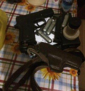 Пистолет пнивматический А111
