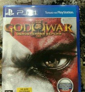 God of war 3 remasted обмен или продажа