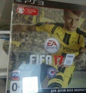 Игра для PS3, FIFA 17