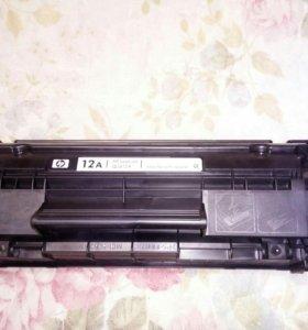 Картридж лазерный HP 12A LaserJet