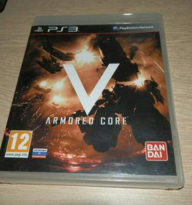 Armored Core для PS3