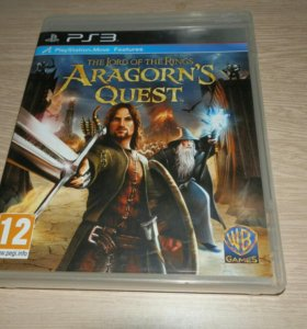 The Lord of the Rings: Aragorn's Quest для PS3