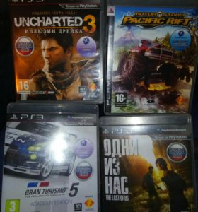 Игры playstation 3