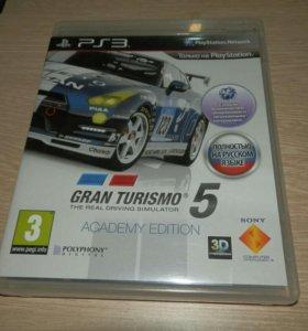 Gran Turismo 5 Academy Edition