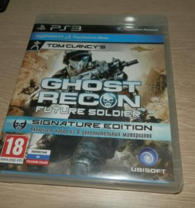 Ghost Recon: Future Soldier для PS3