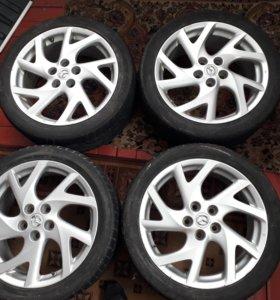 Оригинальные диски Mazda6