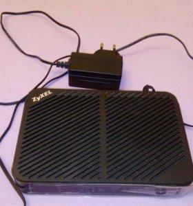 Роутер wi-fi zyxel p660hn lite EE