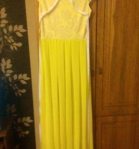 Продам красивое вечернее платье!