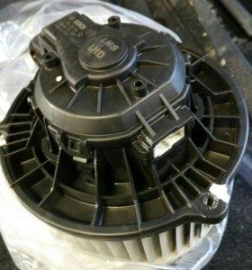 Мотор печки ix35