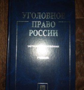 Уголовное право, Бриллиантов, Проспект, 2009
