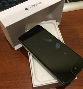 Iphone 6 Gray 16gb