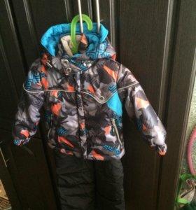 Куртка и штаны для мальчика