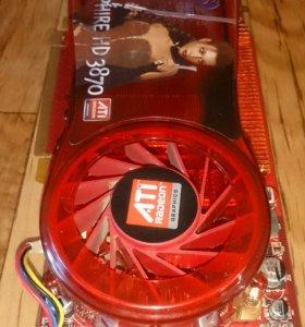 Видеокарта ATI Radeon HD 3870