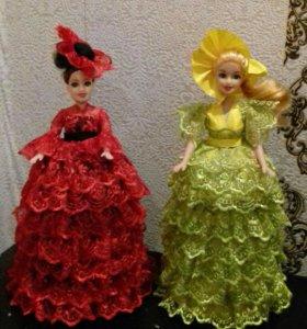 Кукла шкатулка подарок