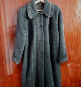 Пальто женское, 56 размер