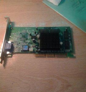 Видеокарты agp 64mb GeForce 2