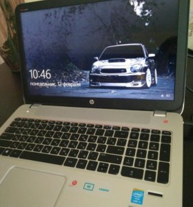 HP Envy i5 8gb
