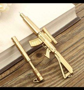 РУЧКА-АВТОМАТ (золотой цвет)