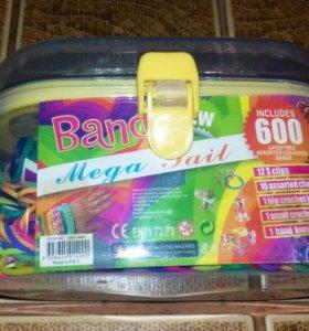Набор для плетения браслетов Looms Bands Сундучок