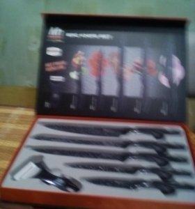 Набор ножей 6 предметов.