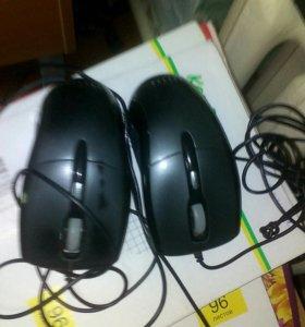 Компьютерные мышки.
