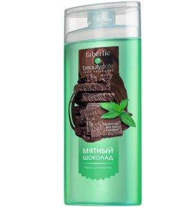 Пена для ванны Faberlic Мятный шоколад