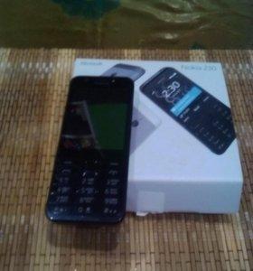 Телефон нокия 230