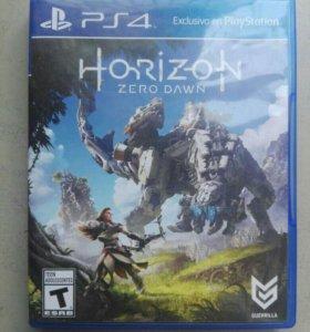 HORIZON ZERO DAWN игры ps4