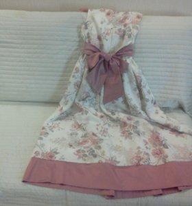 Платье на выпускной из 4 класса