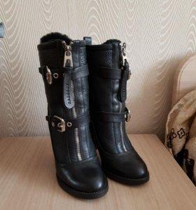 Ботинки зимние Basconi