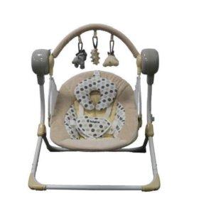 Электронные качели для новорождённых