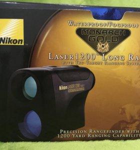 Лазер дальномер Nikon