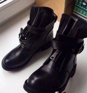 Новые суперские,зимнии ботиночки